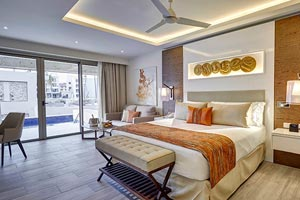 Luxury Junior Suite  - Royalton Bavaro - All Inclusive - Punta Cana, Dominican Republic